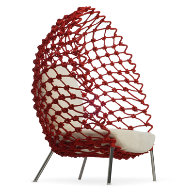 DRAGNET - LOUNGE CHAIR