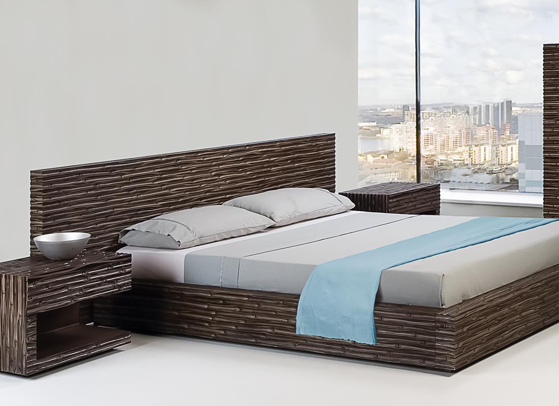 ベッド KABUKI