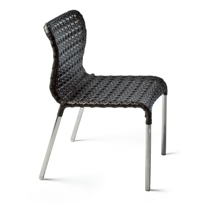 LOLITA - STACKING SIDE CHAIR