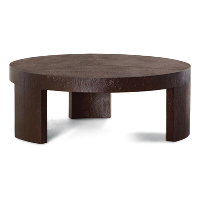 NOBU - COFFEE TABLE – ROUND, LARGE
