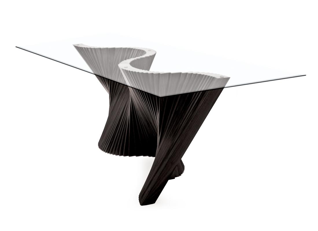 ダイニングテーブル ミディアム WAVE