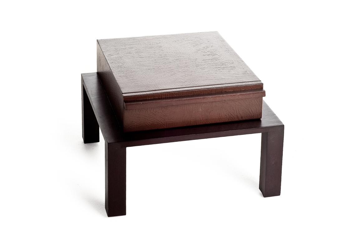 ナイトテーブル YIN & YANG