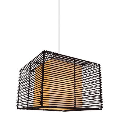 kai hive square pendant lamp mozeypictures Choice Image
